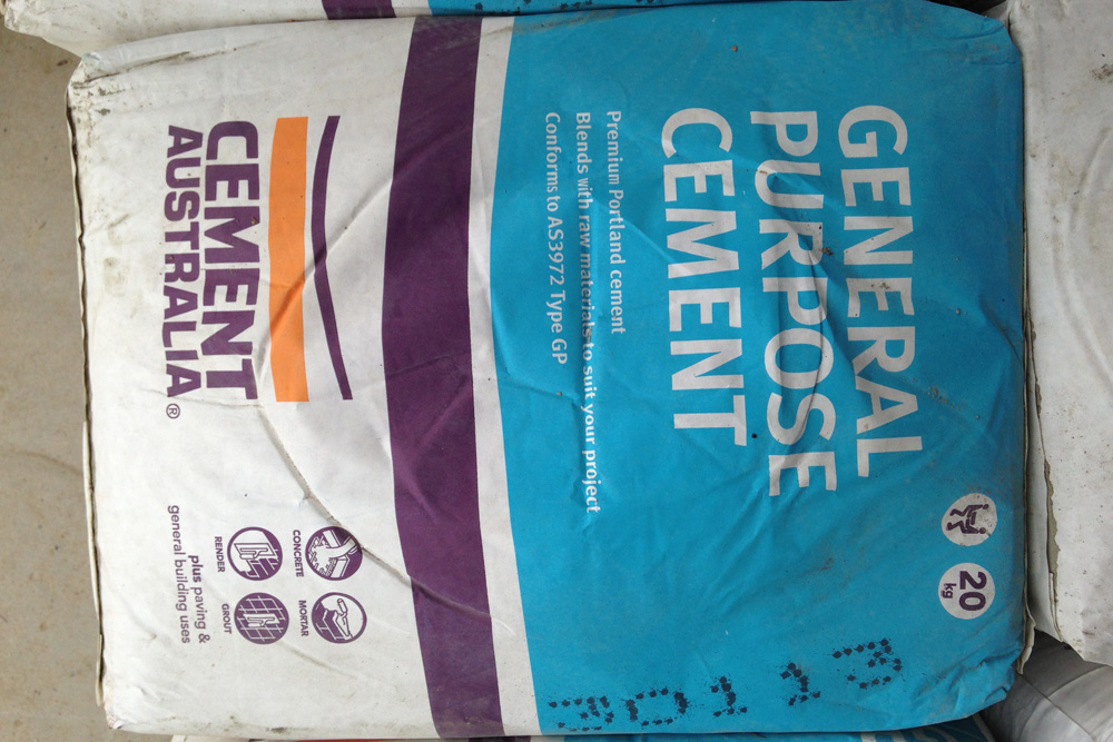 Cement Powder Bags